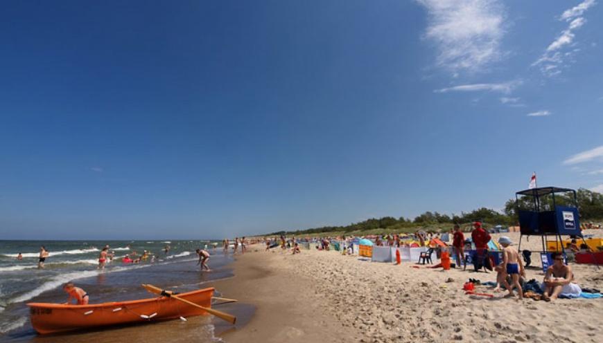 Plaża Jarosławiec
