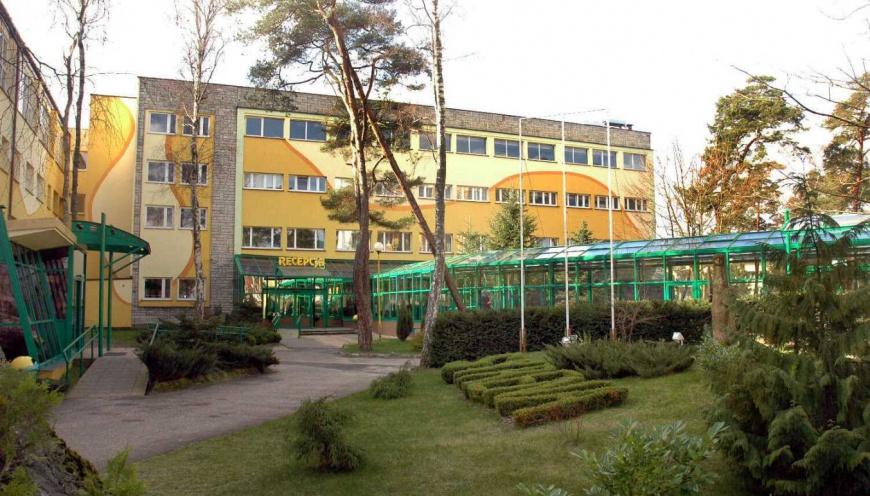 """Turnusy rehabilitacyjne w ORW """"SYRENA"""" w Mielnie"""