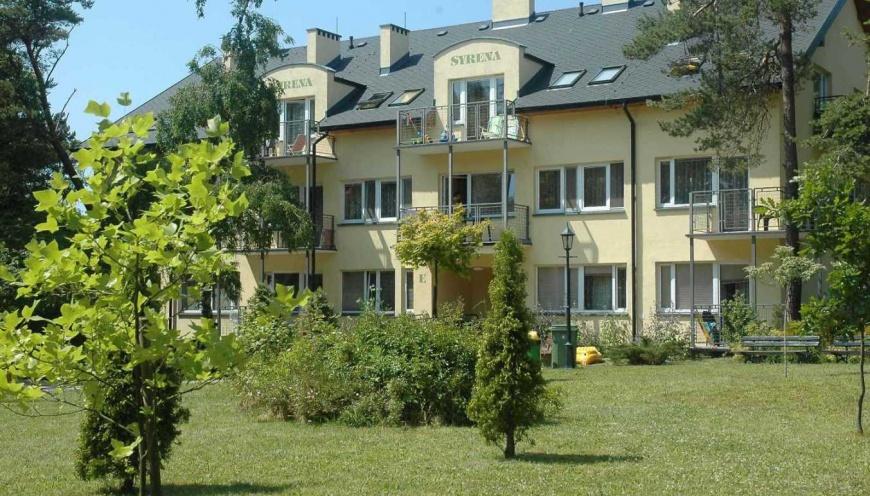 """Ośrodek """"SYRENA"""" w Mielnie"""