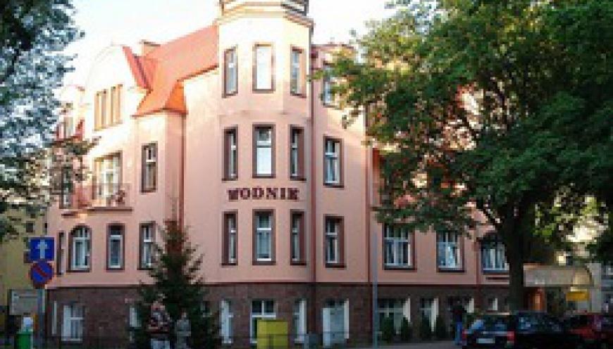 Turnusy rehabilitacyjne w sanatorium Wodnik w Świnoujściu