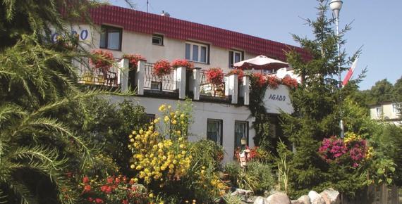 Ośrodek Wypoczynkowy AGADO w Sarbinowie