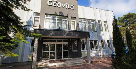 """CZUiR """"GEOVITA"""" w Dźwirzynie"""