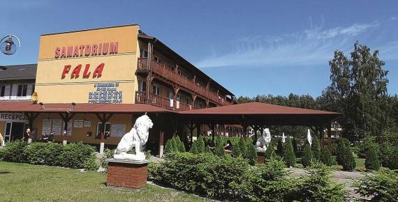 Sanatorium FALA w Stegnej