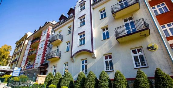 Hotel***NAT Krynica Zdrój (JAGIELLONKA)