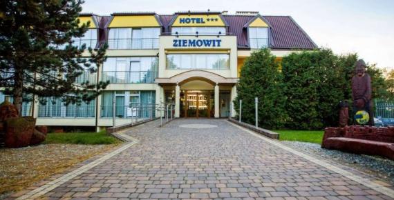 "Hotel*** ""ZIEMOWIT"""