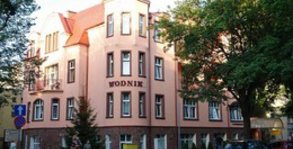 """Sanatorium """"WODNIK"""" w Świnoujściu"""