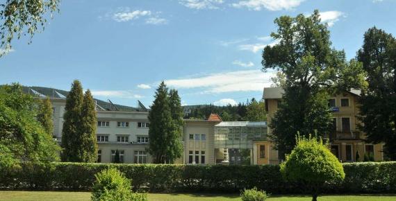 Sanatorium Uzdrowiskowe RYBNICZANKA- WANDA
